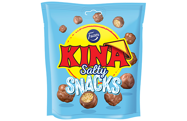 Kina Salty Snacks 170 g
