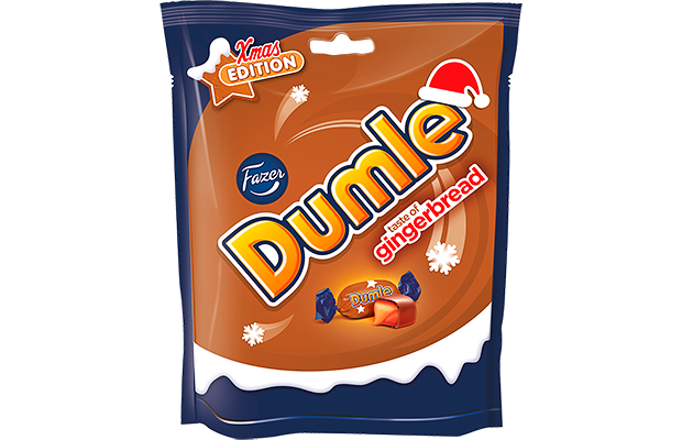 Dumle gingerbread 220g